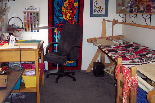 How to Work in a Small Space