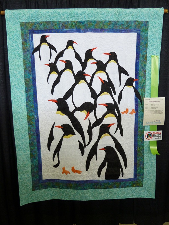 Embroidery Blocks And Quilt Show Part 4