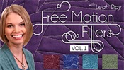 free motion fillers