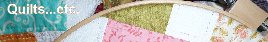 Quilts….etc. header image