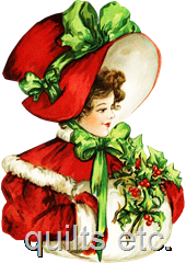 ClipArtPlace_Victorian_Christmas_Lady_Clipart2